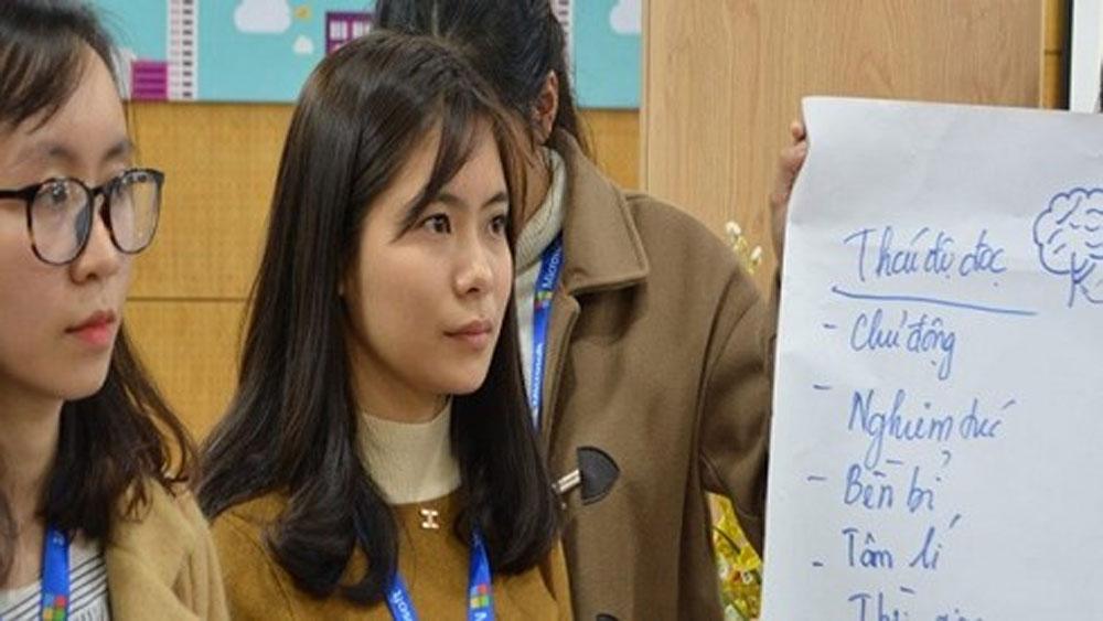 """Cô nữ sinh từ """"mù Internet' đến học bổng Microsoft's YouthSpark"""