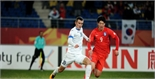 U23 Việt Nam gặp Uzbekistan ở chung kết