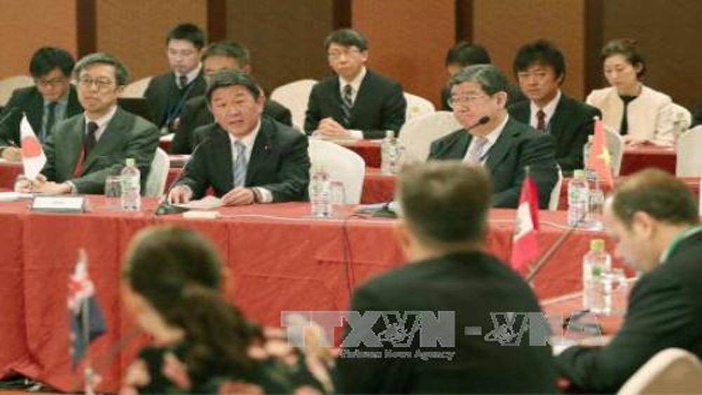 11 nước nhất trí về thỏa thuận CPTPP sửa đổi
