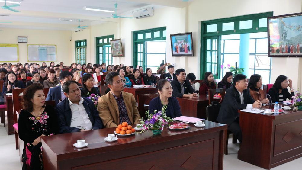 Hội thảo công tác quản lý, chỉ đạo phát triển giáo dục mầm non ngoài công lập