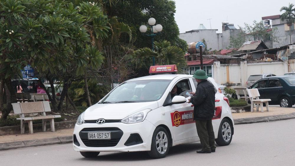 Bệnh viện Sản - Nhi tỉnh: Người dân phải trả tiền trông giữ xe taxi