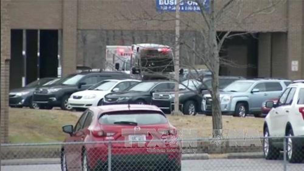 Xả súng tại trường trung học ở Mỹ, 2 học sinh thiệt mạng