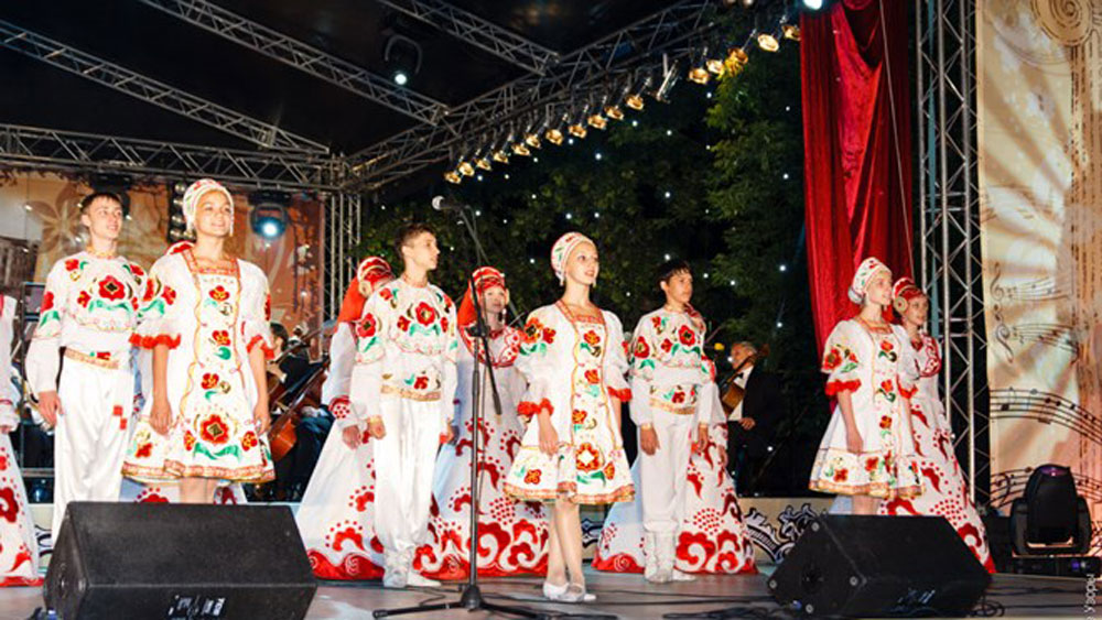 Russian folk dance ensemble to perform in Hue Festival 2018