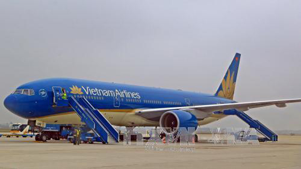 Vietnam Airlines thêm chuyến bay đến TP Thường Châu cổ vũ U23 Việt Nam