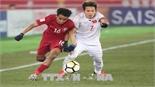 VCK U23 châu Á 2018: Nguyễn Phong Hồng Duy vụt sáng thành người hùng