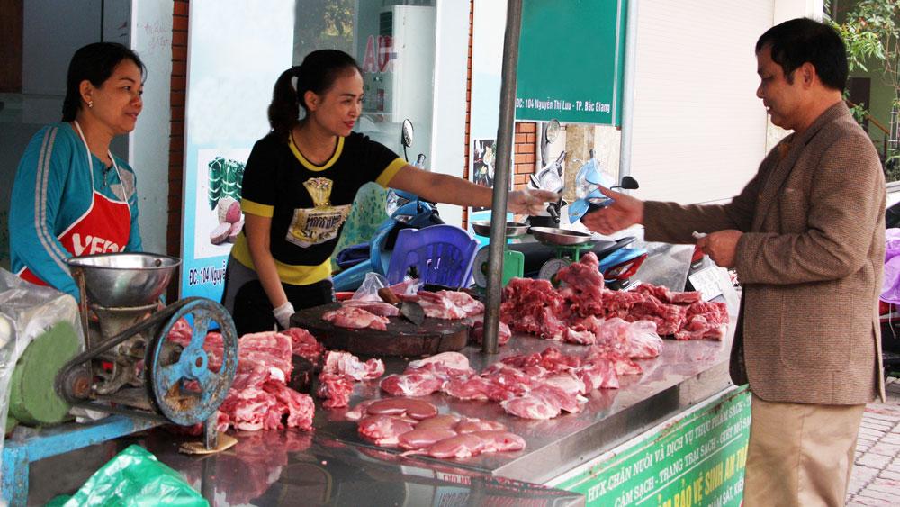 Cung cấp thịt lợn sạch đón Tết