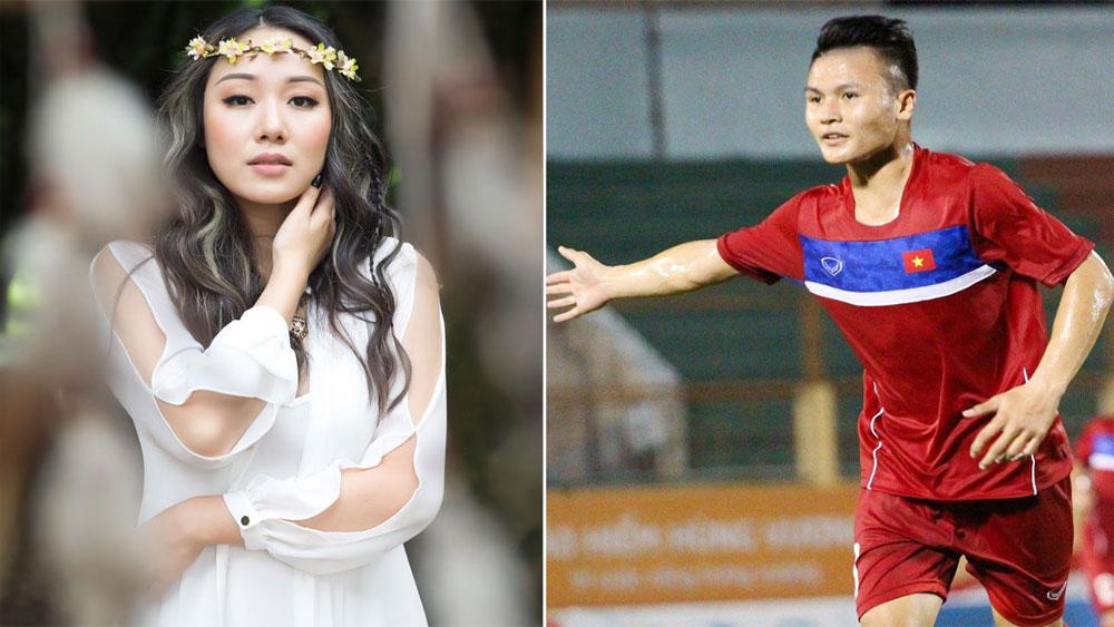 Hoa hậu Ngô Phương Lan kêu gọi fan cổ vũ U23 Việt Nam 'có ý thức'