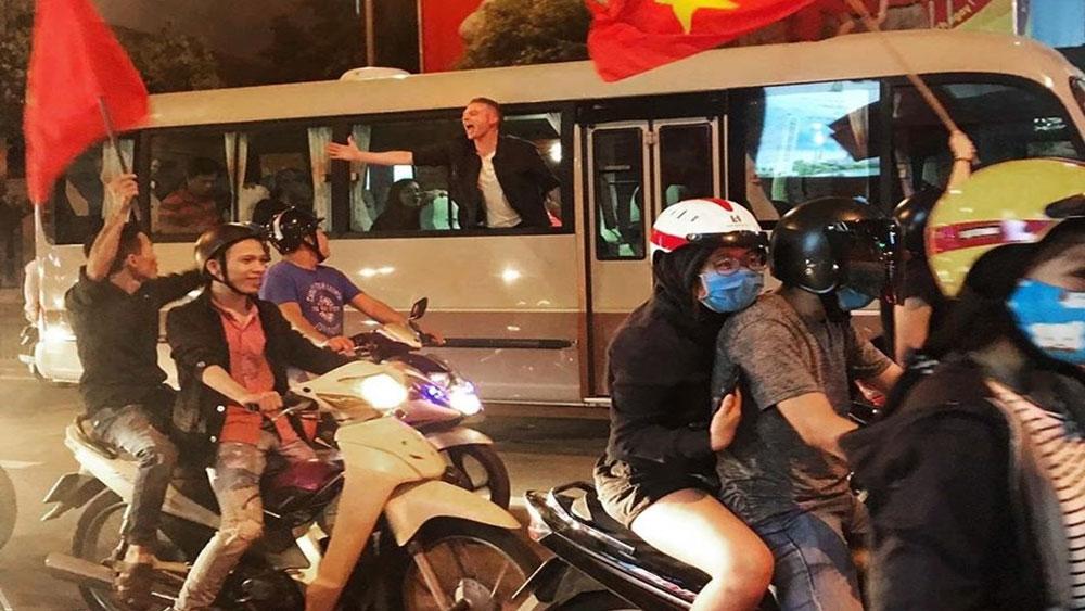 Ca sĩ Kyo York: Chiến thắng của U23 Việt Nam làm thay đổi cuộc sống người dân