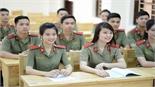 Đổi mới tuyển sinh các trường Công an nhân dân