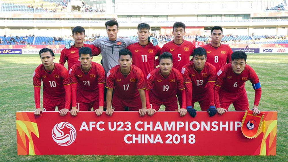 Chúng ta tự hào về những người hùng U23 Việt Nam!