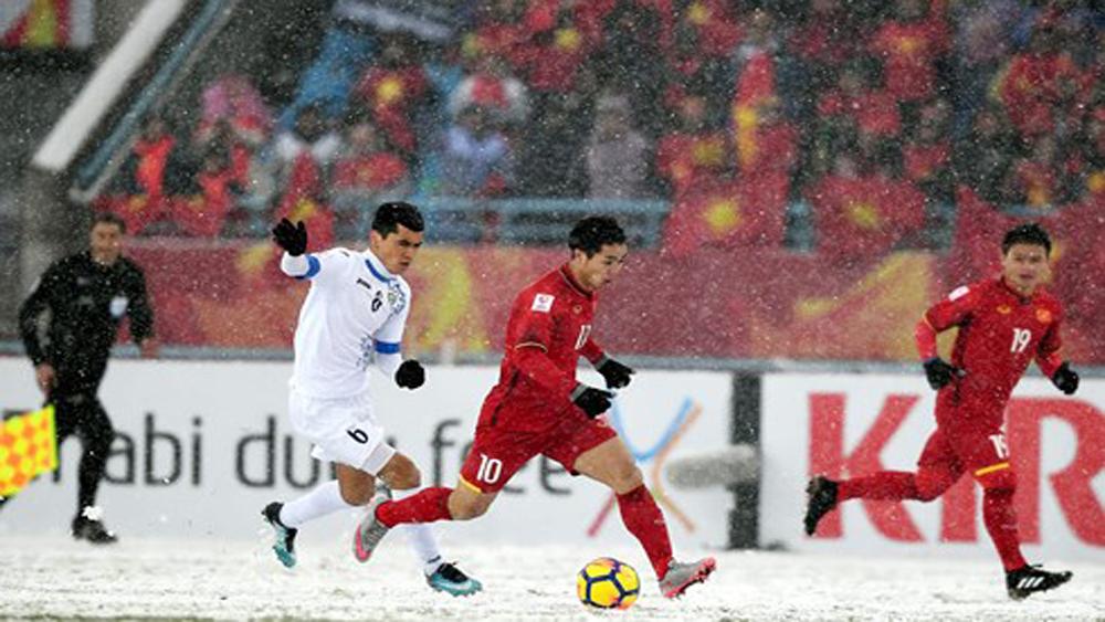 Báo chí quốc tế nói về nỗ lực tuyệt vời của đội tuyển U23 Việt Nam