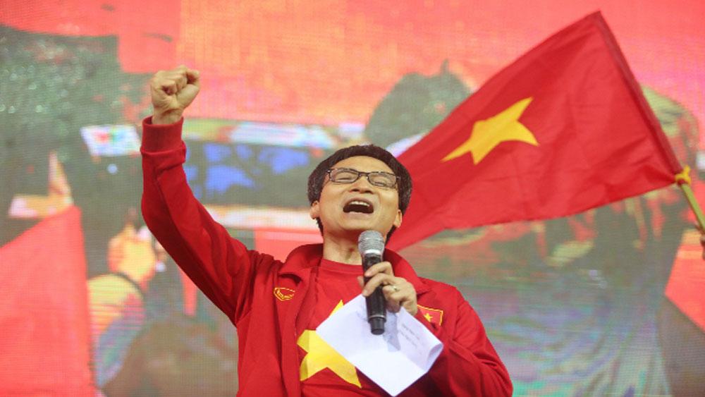 Deputy PM cries 'Vietnam still wins' after defeat to Uzbekistan