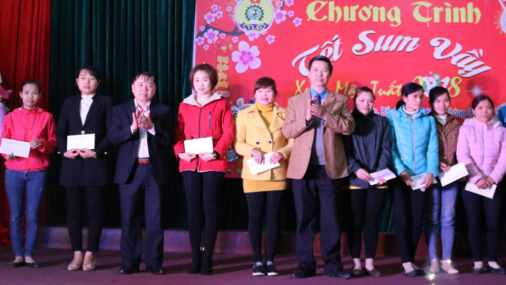 """TP Bắc Giang: Tổ chức Chương trình """"Tết sum vầy Xuân Mậu Tuất 2018"""""""