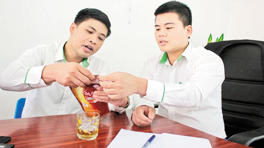 Người sinh ra từ làng, giấc mơ, Ngô Văn Văn, doanh nhân