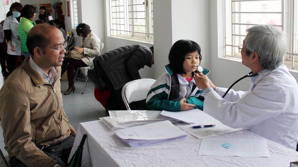 Công bố,  kết quả,  dự án thải độc chì,  trẻ em,  tỉnh Bắc Giang