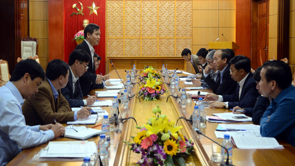 China investment cooperation in Bac Giang province investigated