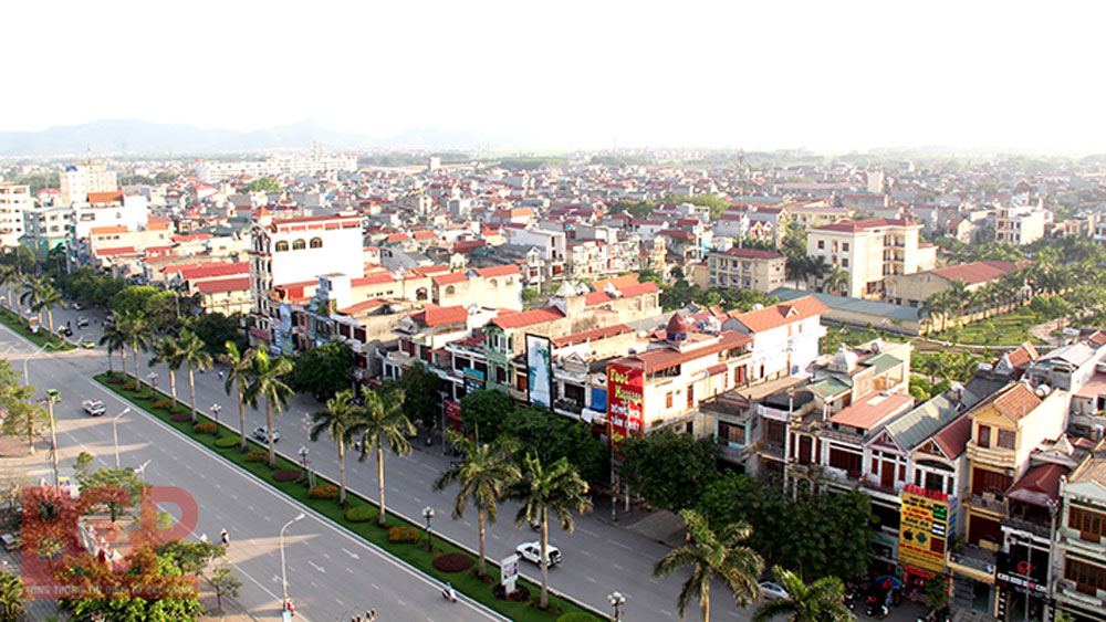 Bac Giang increases investment in urban development, expansion