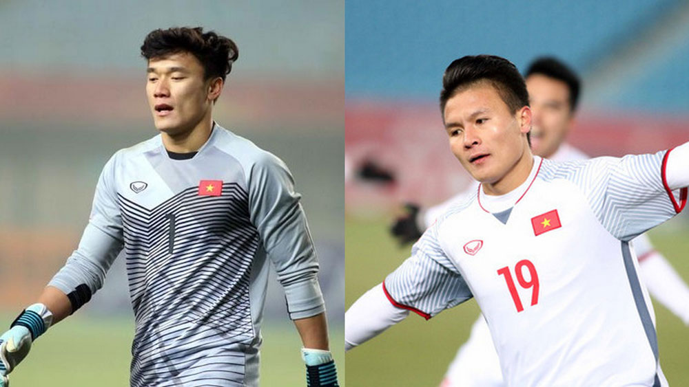 Dung, Hai among best players of AFC U23 Championship