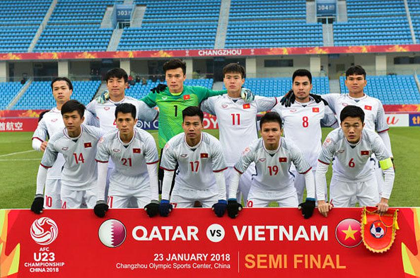 Tổng số tiền thưởng cho U23 Việt Nam vượt mốc 23 tỷ đồng