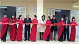 Bắc Giang: Gần 880 triệu đồng hỗ trợ xây hai phòng học mầm non