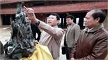 Gấp rút hoàn thành các hạng mục, chuẩn bị khai hội Tây Yên Tử