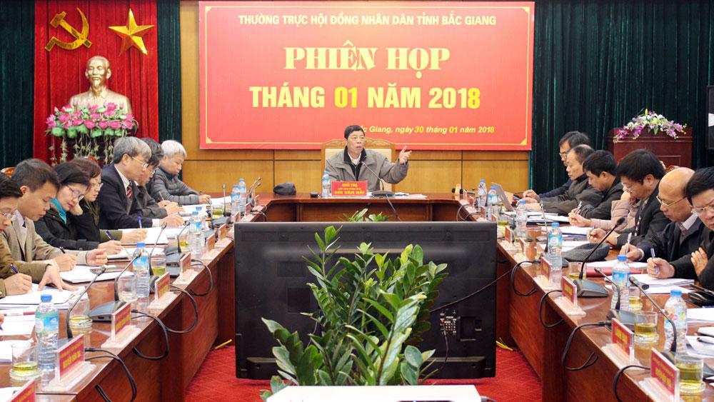 Bí thư Tỉnh ủy Bùi Văn Hải chỉ đạo: Kịp thời tháo gỡ khó khăn, thúc đẩy cứng hóa đường nông thôn