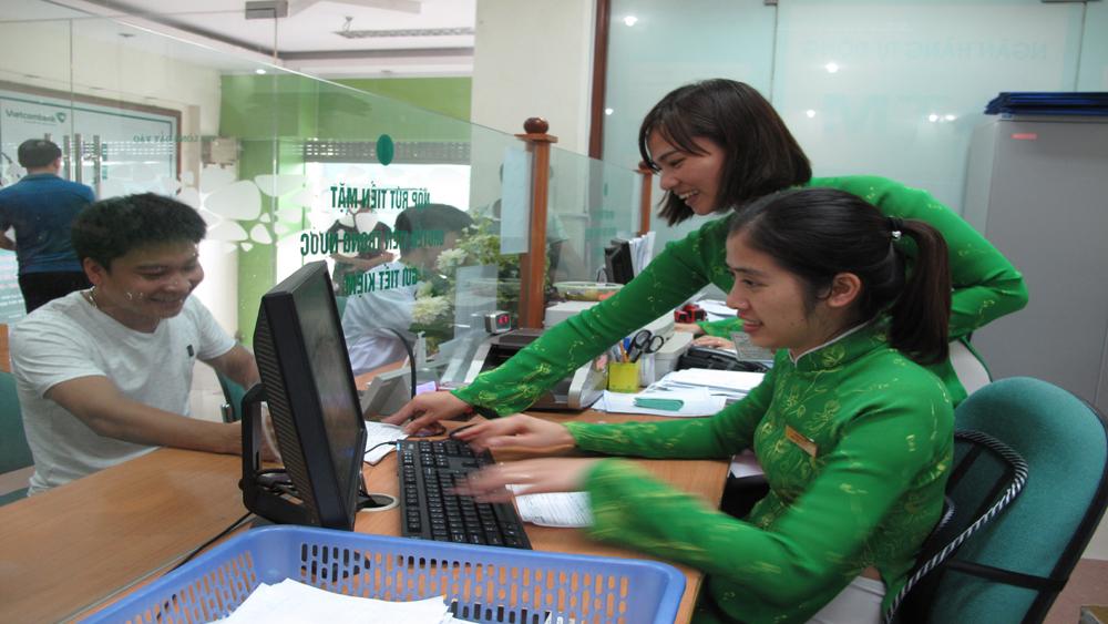 Vietcombank Bắc Giang triển khai nhiệm vụ kinh doanh năm 2018