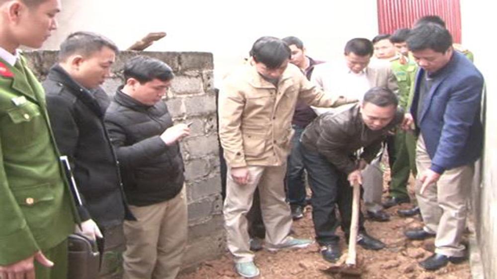 Tên cướp ngân hàng ở Bắc Giang đã bị bắt như thế nào?
