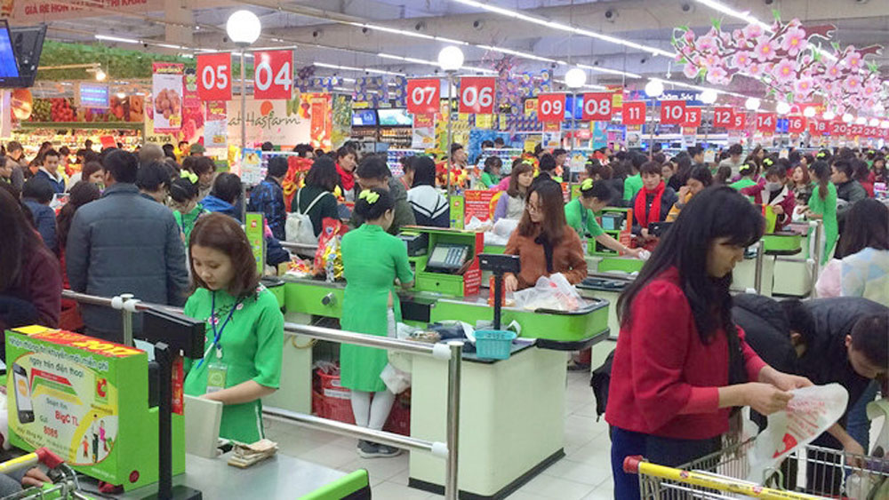 Vietnam's consumer price index up 0.51% in January
