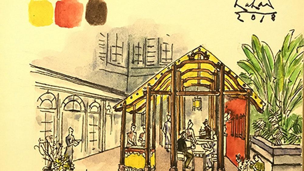 Tet market to be held at Metropole Hanoi hotel