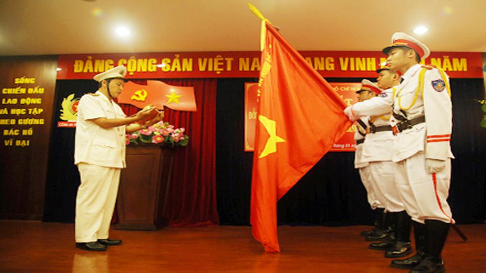 Sân bay Tân Sơn Nhất có đồn công an