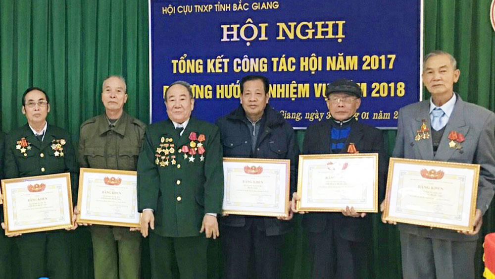 """Hội Cựu Thanh niên xung phong tỉnh: Phát động thi đua """"Vì nghĩa tình đồng đội"""""""