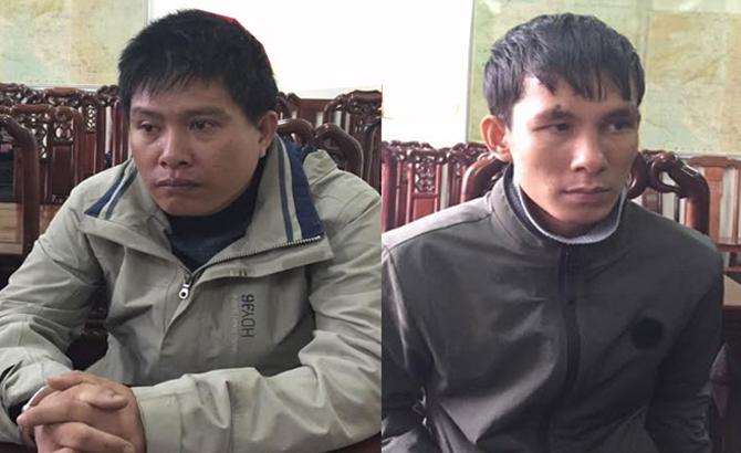 Thu giữ 20 bánh heroin, 5 kg ma túy đá từ Lào về Việt Nam