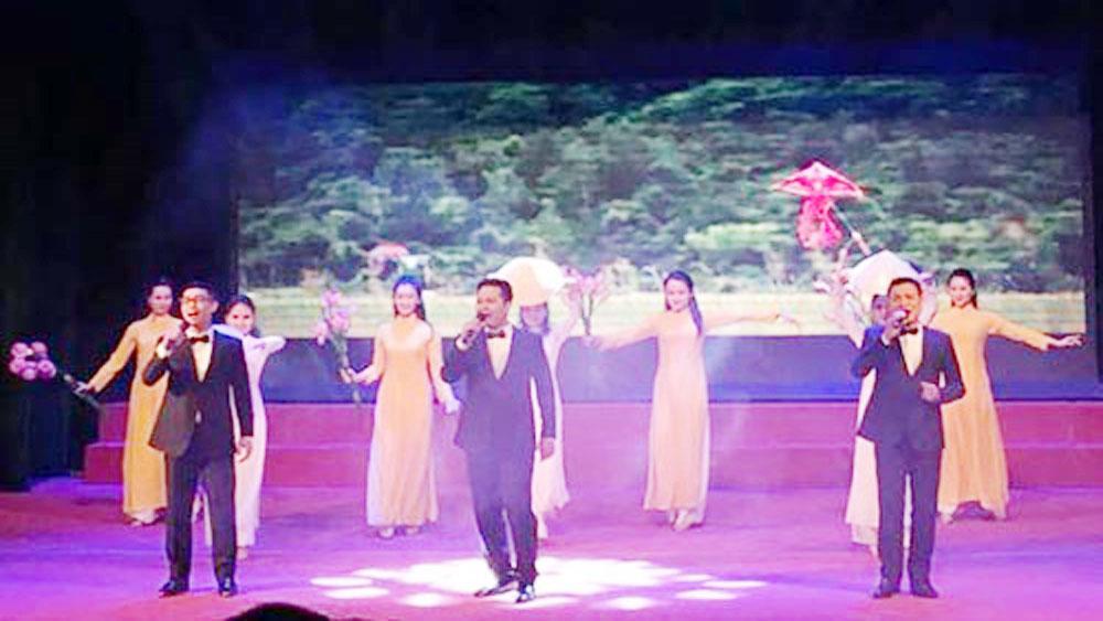 Hanoi art programme promotes international friendship