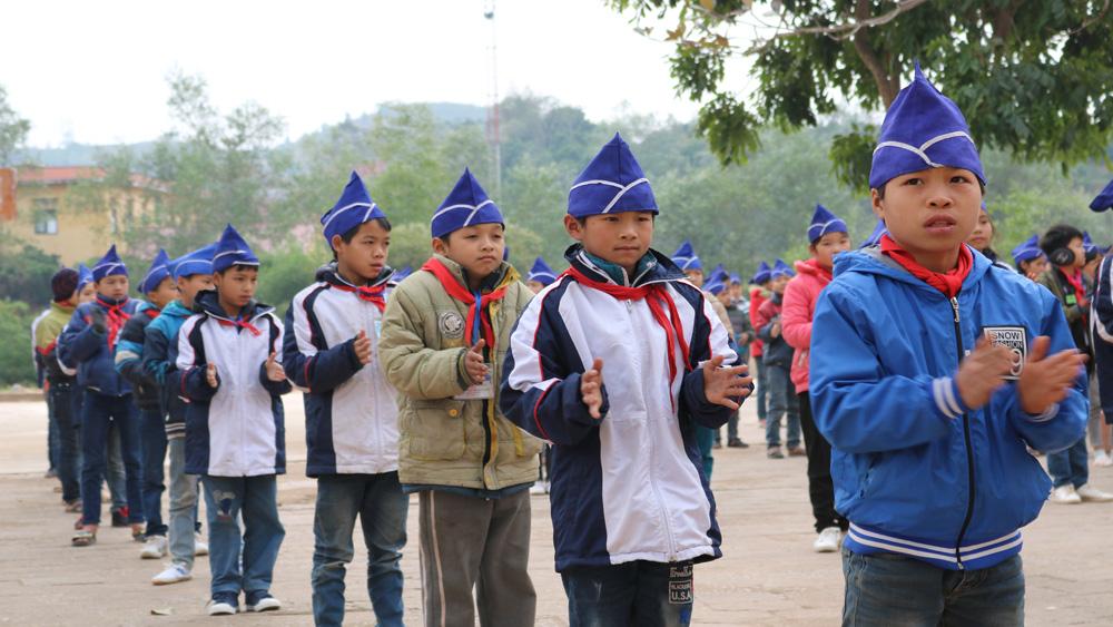Học sinh, vùng cao, Tân Sơn, chống chọi, rét, Lục Ngạn