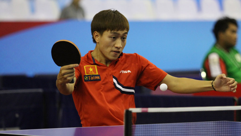 Vietnamese player, table tennis event, gold medallist, Nguyen Anh Tu, Elite Tournament, best players, high prize, leading players, prestigious event