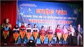 """Hiệp Hòa tổ chức cuộc thi """"Tài năng tiếng Anh"""" cấp huyện dành cho học sinh THCS năm học 2017- 2018"""