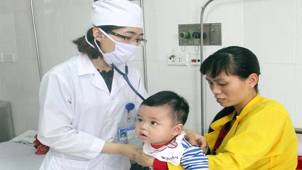 Gia tăng bệnh nhân đến khám, điều trị tại các cơ sở y tế