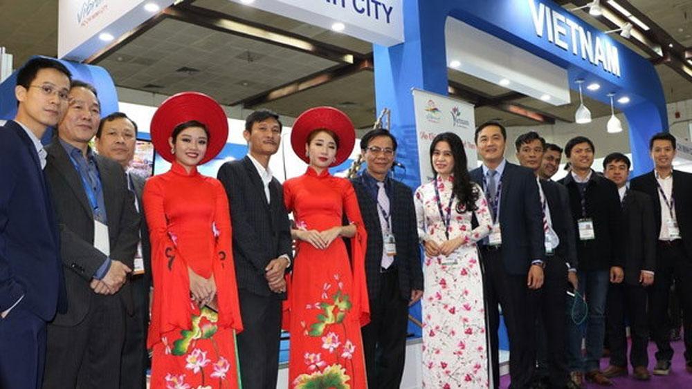 Vietnamese businesses seek opportunities at SATTE tourism fair