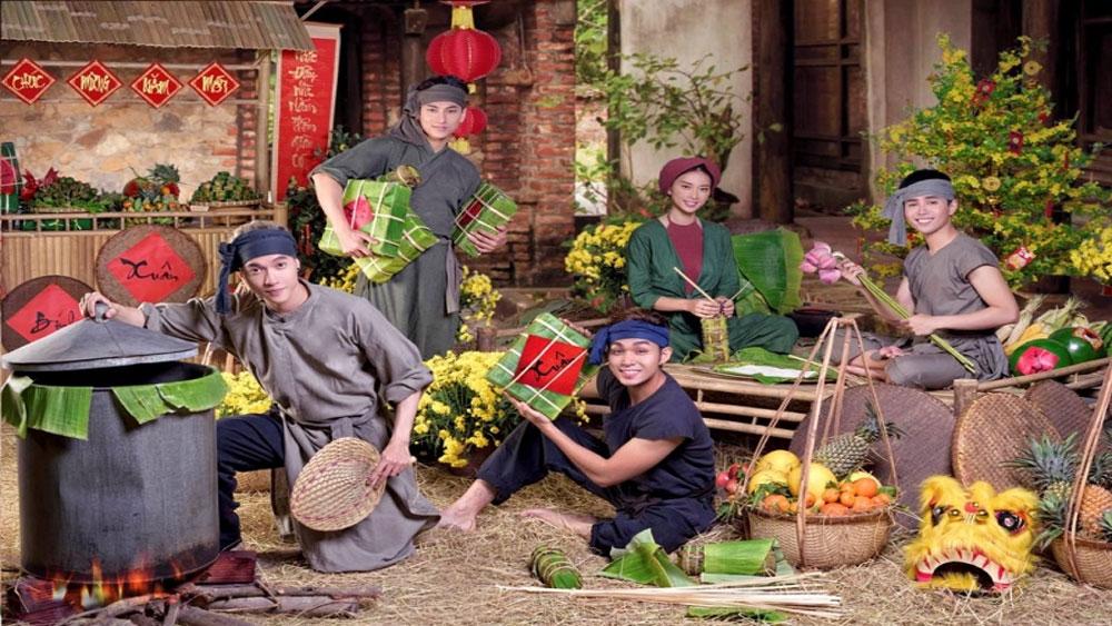 Tết truyền thống tại phố cổ Hà Nội