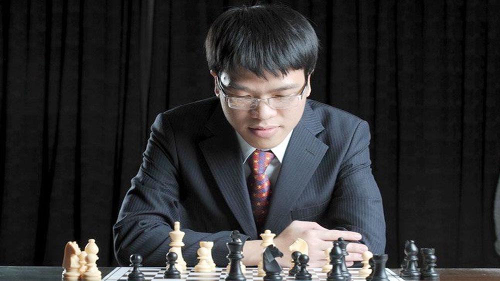 Vietnam's Grandmaster wins ninth match at Chess Festival