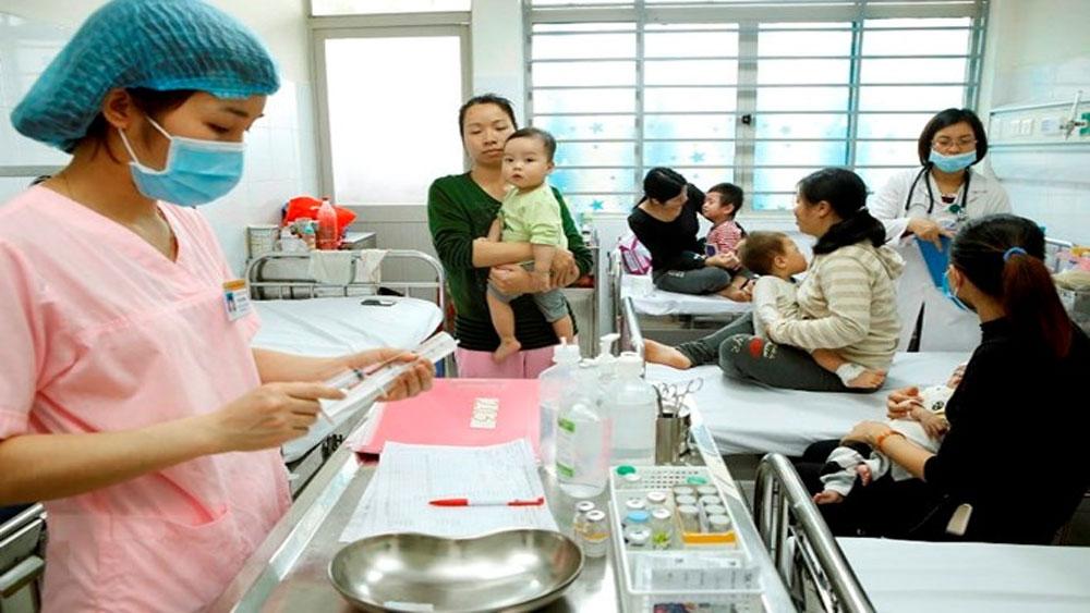 Bệnh nhân mắc cúm nhập viện tăng, Bộ Y tế chỉ đạo khẩn cấp