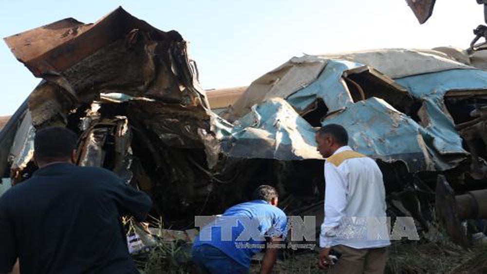 Ai Cập: Hàng loạt xe ô tô va chạm, ít nhất 43 người thương vong