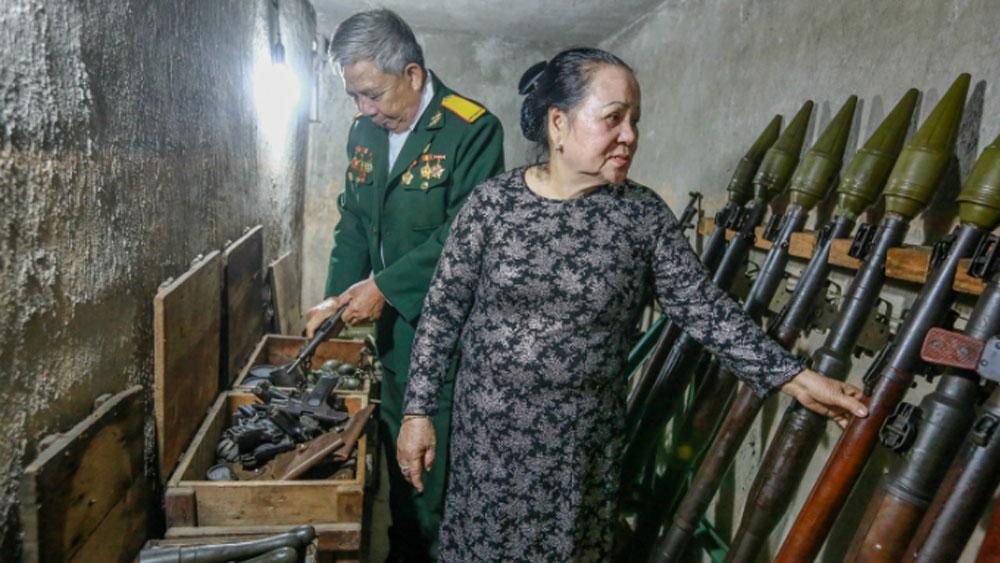 Meet the Saigon family who stockpiled secret arsenal for Tet Offensive
