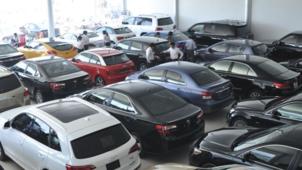 Tuần cuối cùng tháng 1-2018 chỉ có 23 ôtô nhập khẩu