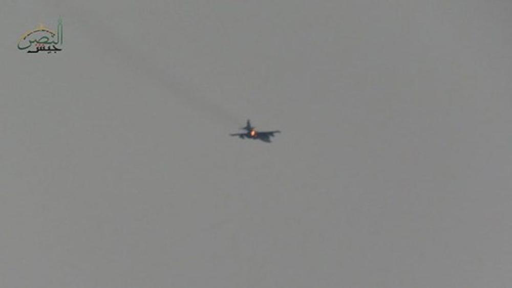 Phi công Nga bị các phiến quân Syria sát hại