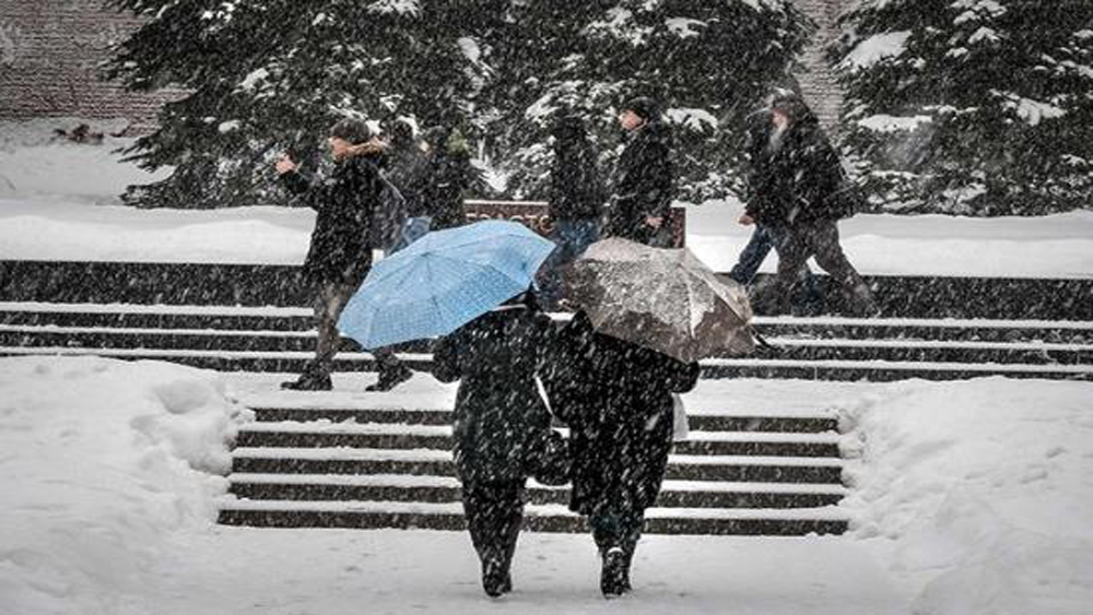 Tuyết rơi kỷ lục gây thương vong tại Moskva của Nga