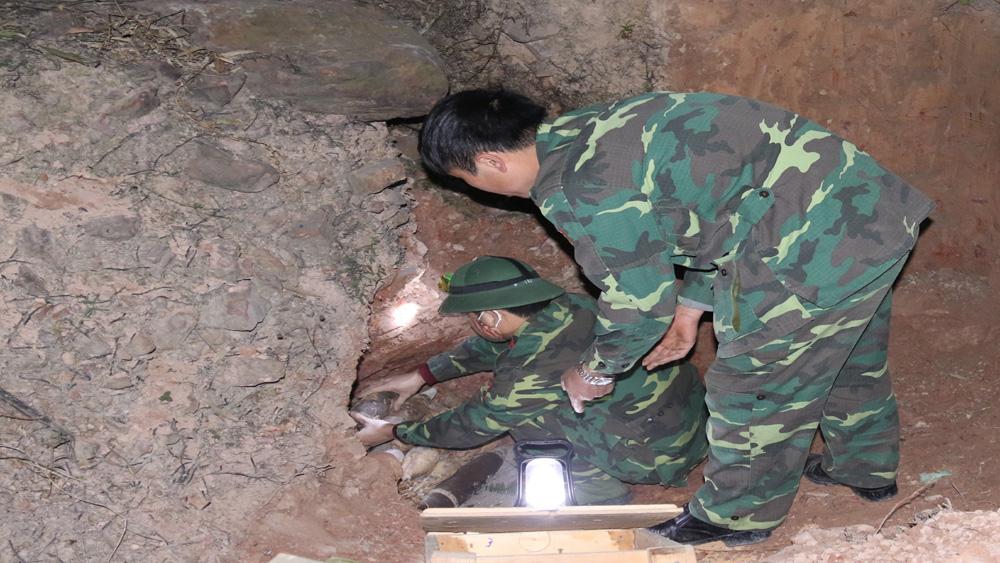 Hủy gần 1,7 nghìn kg mìn, đạn còn sót lại sau chiến tranh