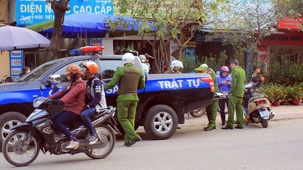 TP Bắc Giang: Bố trí 15 điểm bán hoa, cây cảnh Tết