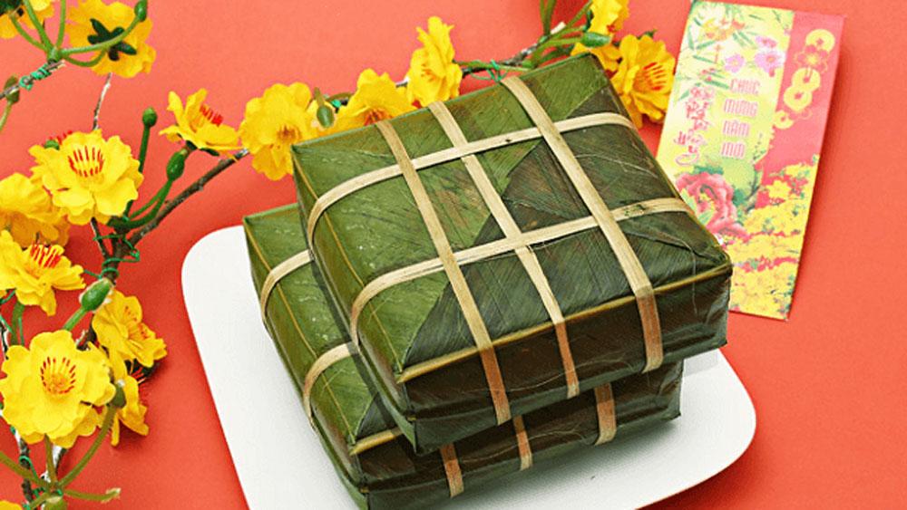 Cách bảo quản bánh chưng ngày Tết thơm ngon